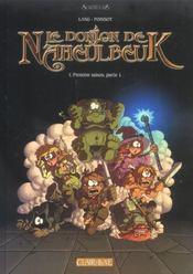 Le donjon de Naheulbeuk T.1 ; première saison, partie 1 - Intérieur - Format classique
