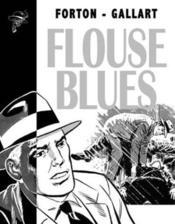 Flouze blues - Couverture - Format classique
