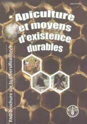 Apiculture et moyens d'existence durables fao brochure sur la diversification 1 - Couverture - Format classique