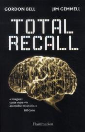 Total recall - Couverture - Format classique