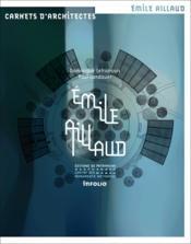 Emile Aillaud - Couverture - Format classique