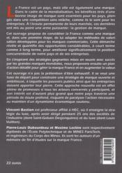 La marque France - 4ème de couverture - Format classique