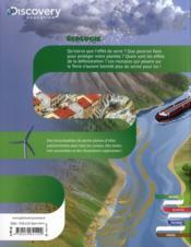 Écologie - 4ème de couverture - Format classique