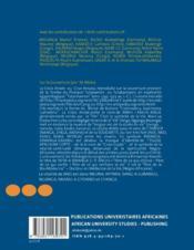 Heritage du discours theologique negro-africain - 4ème de couverture - Format classique