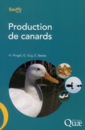 Production de canards - Couverture - Format classique