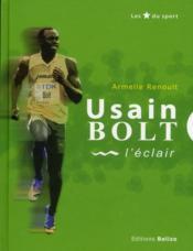 Usain Bolt ; l'éclair - Couverture - Format classique