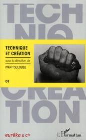 Technique et création - Couverture - Format classique