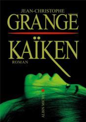 Kaïken - Couverture - Format classique