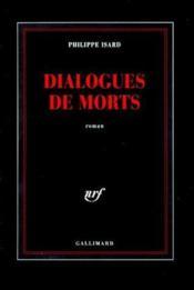 Les dialogues de morts - Couverture - Format classique