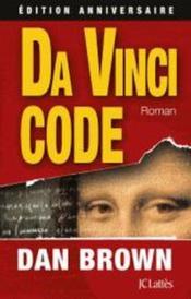 Da Vinci code - Couverture - Format classique