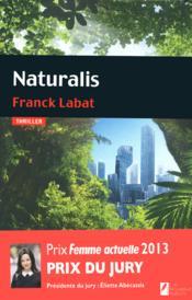 Naturalis - Couverture - Format classique