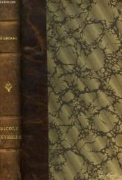Nicole S'Eveille... - Couverture - Format classique