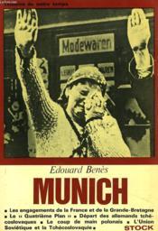 MUNICH. Les engagements de la France et de la Grande Bretagne - Le