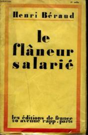 La Flaneur Salarie - Couverture - Format classique