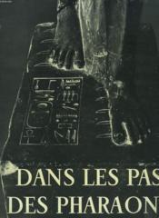 Dans Les Pas Des Pharaons. - Couverture - Format classique