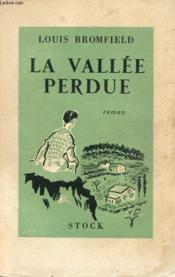 La Vallee Perdue - Couverture - Format classique