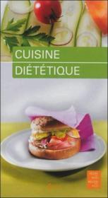 Cuisine diététique - Couverture - Format classique