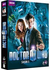 Doctor Who - Saison 5 - Couverture - Format classique
