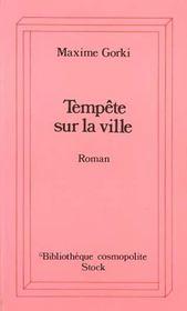 Tempete Sur La Ville - Intérieur - Format classique