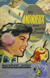Les Andrieux Aus Sports D'Hiver - Couverture - Format classique