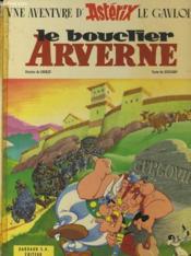 Le Bouclier Arverne - Couverture - Format classique