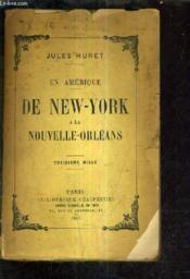 En Amerique - De New York A La Nouvelle Orleans / Treizieme Mille. - Couverture - Format classique