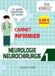 Neurologie neurochirurgie - Couverture - Format classique