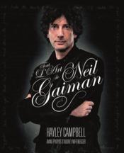 Tout l'art de Neil Gaiman - Couverture - Format classique