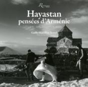 Hayastan ; pensées d'Arménie - Couverture - Format classique