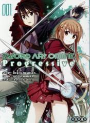 Sword Art Online - progressive T.1 - Couverture - Format classique