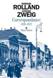 Correspondance t.2 ; 1920-1927 - Couverture - Format classique