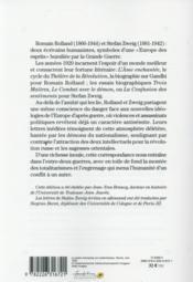 Correspondance t.2 ; 1920-1927 - 4ème de couverture - Format classique