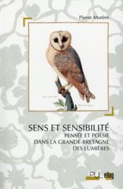 Sens et sensibilite - Couverture - Format classique