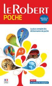 Dictionnaire Le Robert poche (édition 2017) - Couverture - Format classique