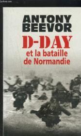 D-Day et la bataille de Normandie - Couverture - Format classique