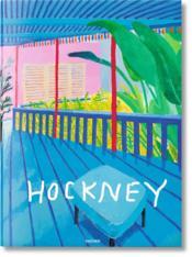 David Hockney ; a bigger book - Couverture - Format classique