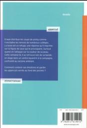 Uppercut - 4ème de couverture - Format classique