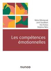 Les compétences émotionnelles - Couverture - Format classique