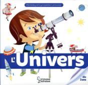 L'univers - Couverture - Format classique