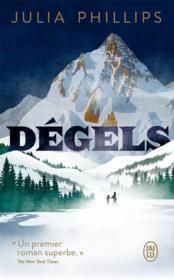 Dégels - Couverture - Format classique