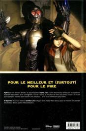 Star Wars - Doteur Aphra T.5 - 4ème de couverture - Format classique
