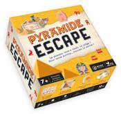 Pyramide escape - Couverture - Format classique