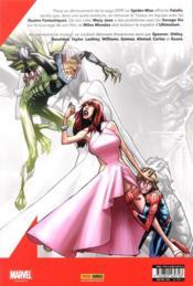 Spider-Man N.10 - 4ème de couverture - Format classique