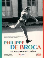 Philippe de Broca ; un monsieur de comédie - Couverture - Format classique