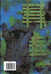 Dorohedoro T.5 - 4ème de couverture - Format classique
