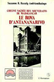 Rova D'Antananarivo (Le) - Couverture - Format classique
