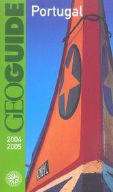 Geoguide ; Portugal (Edition 2004) - Intérieur - Format classique