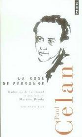 La rose de personne - Intérieur - Format classique