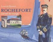 Rochefort, carnet de voyage - Couverture - Format classique