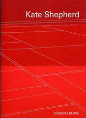 Kate Shepherd Reperes 123 - Intérieur - Format classique
